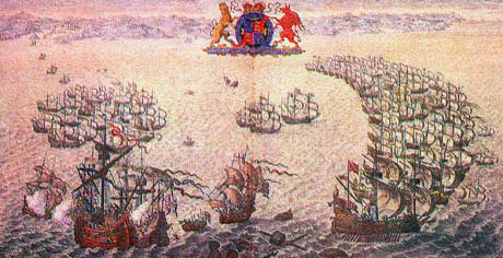 a look at the 1588 attempt of the spanish amarda to invade englan