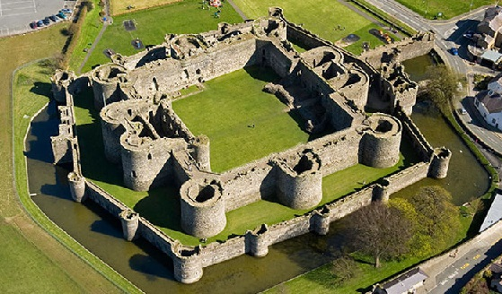 Curtain Wall Medieval Times : Concentric castle models pictures to pin on pinterest