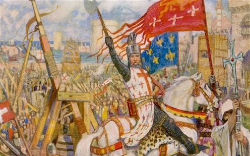 richard and saladin essays Richard i of england richard i (8 until the hospitallers broke ranks to charge the right wing of saladin's forces richard then ordered a general counterattack.