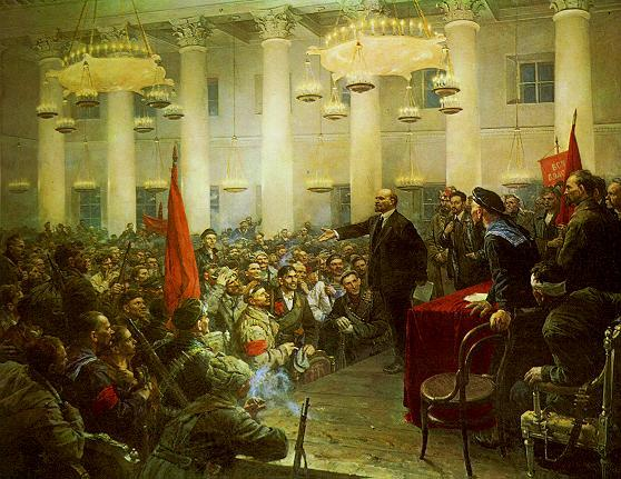 Lennin rewolucyjny holocaust