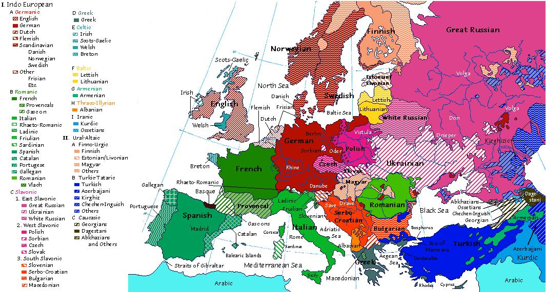 Causes of wwi background race map of europe before 1914 gumiabroncs Image collections