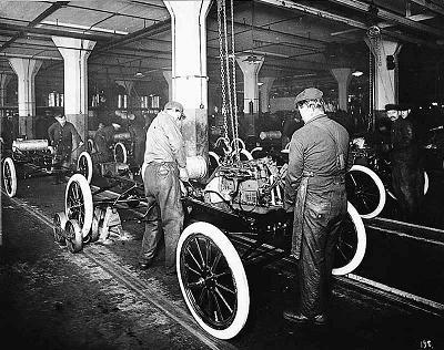 economic boom 1920s